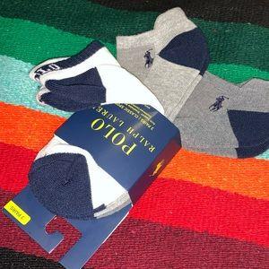 🆕3 Pack Bundle of Polo Socks